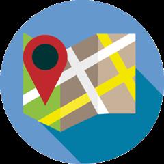 Icona Mappe e Cartine a Pradamano