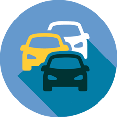 Icona Traffico a Ariccia